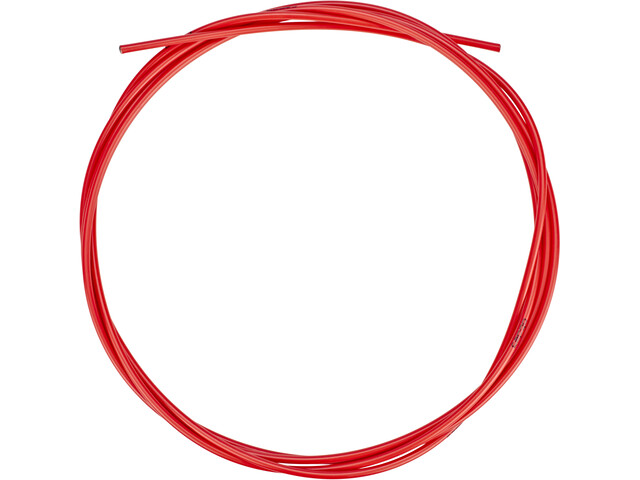 capgo BL Gaine de câble de vitesse 3m x 4mm, red